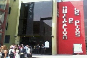 Confirman condenan contra cuatro ex funcionarios de la municipalidad de Los Olivos
