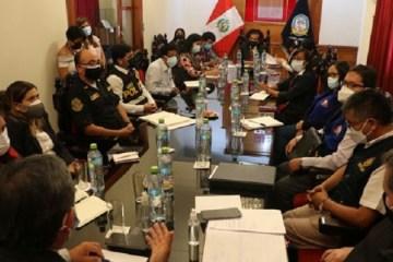 Huánuco: Equipo especial de fiscales investiga de manera exclusiva las 18 denuncias contra el gobernador regional