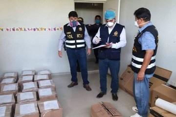 Lambayeque: Fiscalía propone 781 pruebas en pedido de 14 años de cárcel para policías