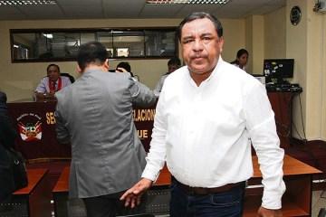 Lambayeque: tres colaboradores eficaces ponen en jaque al exalcalde Willy Serrato