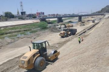 Piura: GORE pondría en riesgo defensas del río por retraso en trámite de fondos
