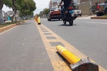 Municipalidad Provincial de Trujillo en lío con empresa por ciclovías