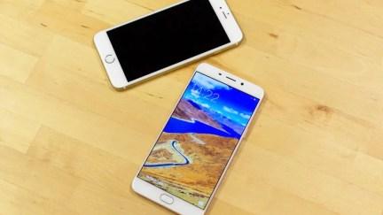 Os smartphones extremamente parecidos com o iPhone 7 e 8