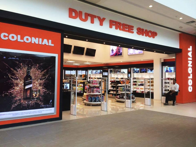 Os Free Shops de Rivera que vão te surpreender