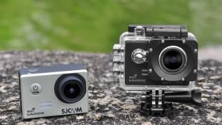 As melhores câmeras de ação chinesas
