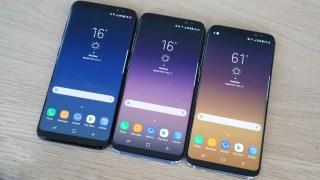 Galaxy S8 - importar o Galaxy S8