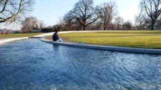 Memorial da Princesa Diana no Hyde Park