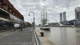 O que fazer em Buenos Aires - Puerto Madero e Ponte da Mulher