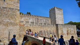 Roteiro de Lisboa: Castelo de São Jorge