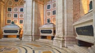 Roteiro de Lisboa: Panteão Nacional. Cenotáfio dos maiores nomes da história portuguesa.