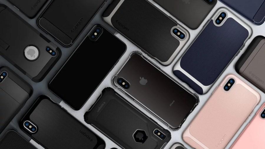 As melhores capas iPhone X, iPhone 8 e 8 Plus