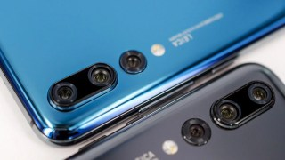 Huawei P20 Pro: Photo by The Verge