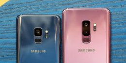 Photo by: theverge.com - Importar Galaxy S9 dos Estados Unidos