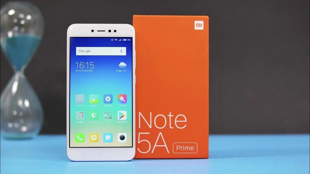 Xiaomi redmi 5a prime pelo melhor preo compras importadas stopboris Images
