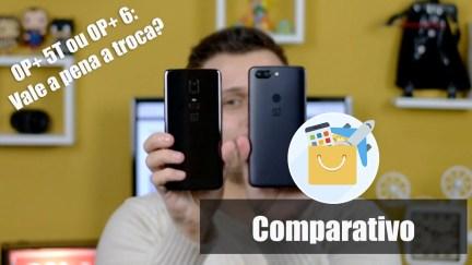 OnePlus 6 VS OnePlus 5T