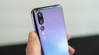 Huawei P20 Pro - Photo by Android Authority