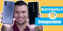 Xiaomi Mi A2 vs OnePlus 6