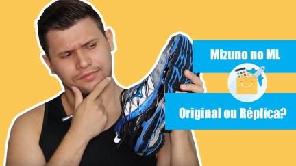 Tênis falsificados: Mizuno Prophecy vendido no Mercado Livre. Como identificar?