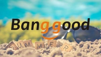 Promoção de Verão Banggood 2019