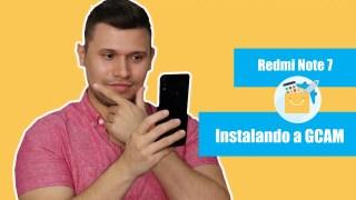 GCAM Redmi Note 7