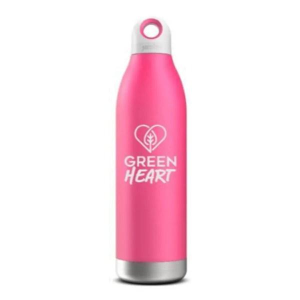 Botella Térmica Costa Rica Green Heart