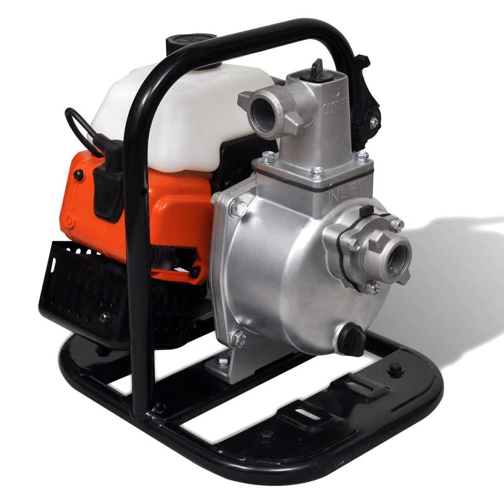 Bomba de Agua a Gasolina 2 Tiempos de 1,45 kW y 0,95 L