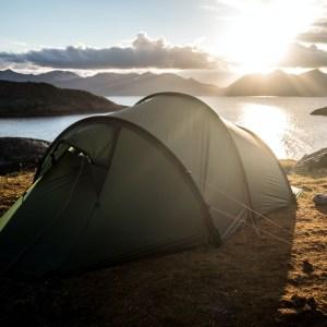 Camping y Senderismo