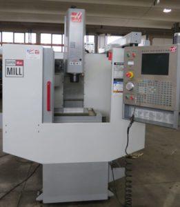 Makinate | Makinews | Centro di lavoro verticale HAAS Super Mini Mill usato
