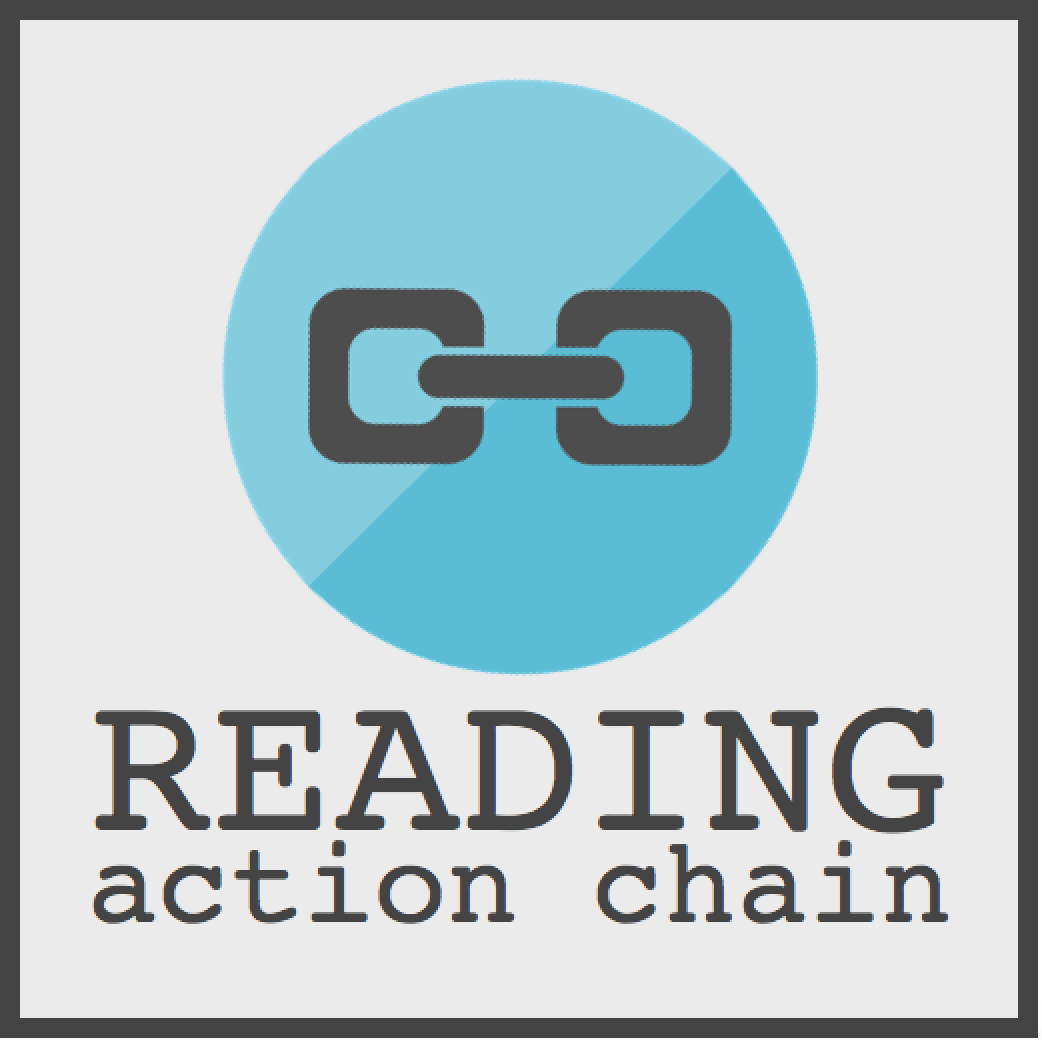 In a Reading Action Chain, students read a list of simple, related events and predict the sequence. Learn many different ways to extend this useful activity!