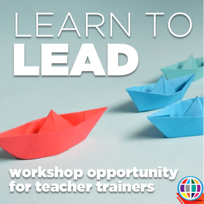 If you are a teacher that is learning and growing and excited to share your knowledge with other teachers, attend this 5-day retreat to become a more effective teacher-trainer