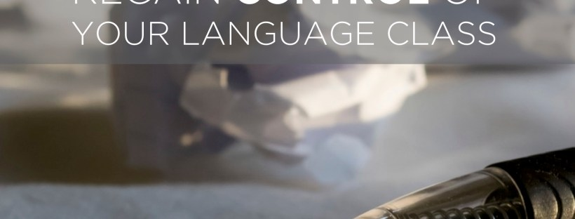 Are your Spanish classes out of control? Do you need classroom management help? Find strategies to provide comprehensible input while maintaining order in your language classes.