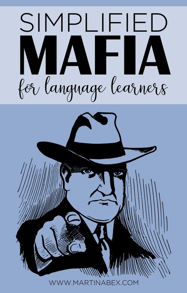 Simplify the class game of Mafia into just three steps to play in language classes at the beginning of the year. Perfect for TPRS/CI classes looking for comprehensible input!
