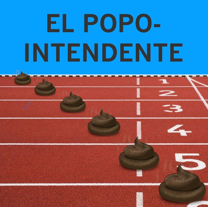Popointendente - the latest poop story, fresh for your Spanish classes!