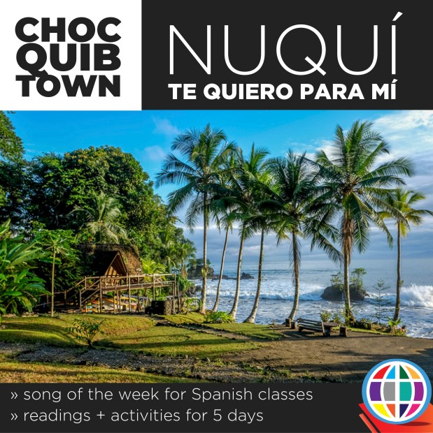 Nuquí by ChocQuibTown is a perfect song to celebrate Afro-Latinos during Black History Month