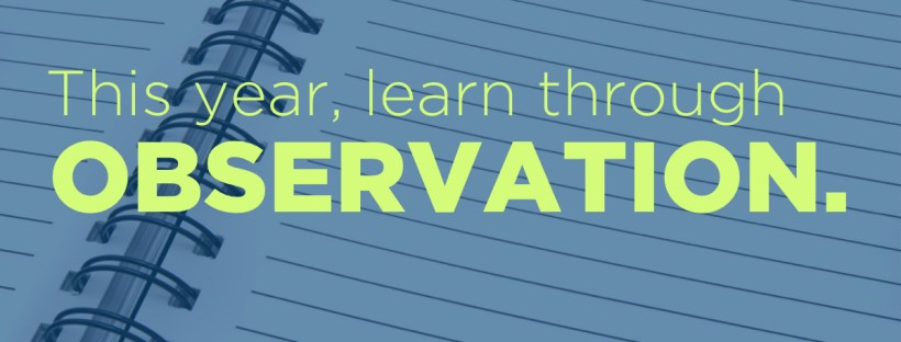 Peer observation form for language classes - The