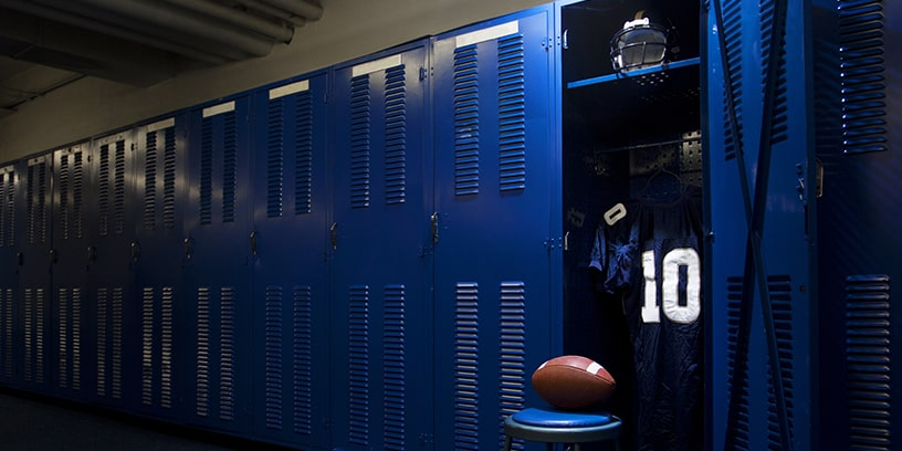 De quoi se compose l'équipement d'un joueur de football américain