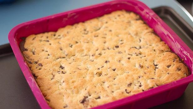 Recette brookies : Sors du four
