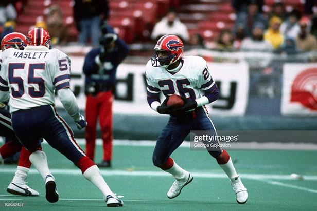 Charles Romes NFL Bills