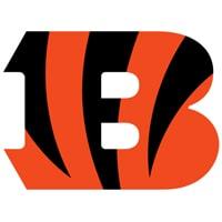 Logo Cincinnati Bengals équipe NFL