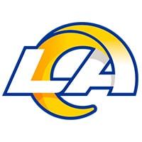 logo Los Angeles Rams équipe NFL