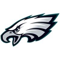 Logo Philadelphia Eagles équipe NFL