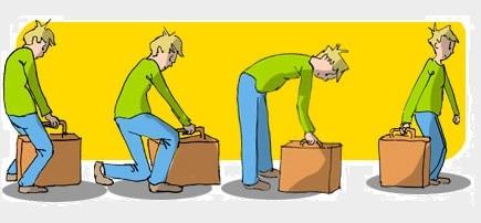 Faut-il réellement garder le dos droit quand on soulève un objet ? (La grande im-posture partie 3)