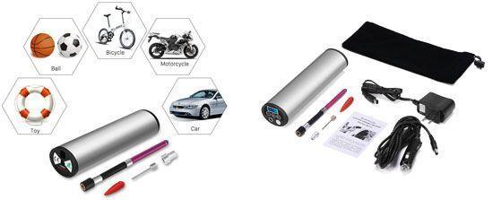 mini compresor de aire GHB - componentes y usos