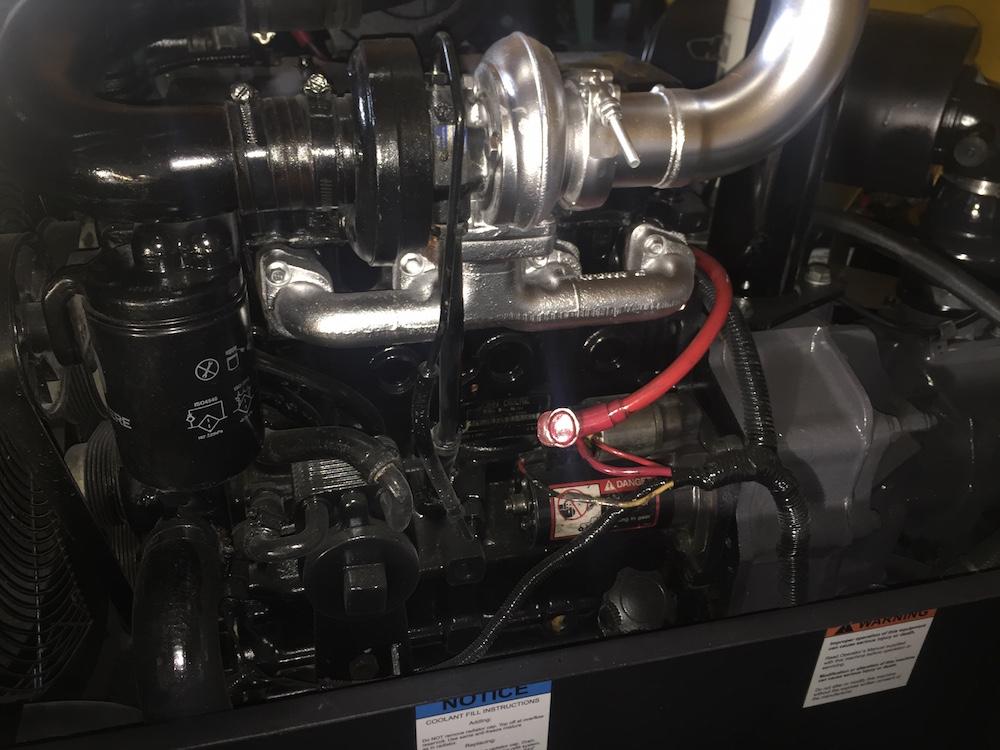 Compresores 185 pcm Atlas copco modelo XAS 97 2