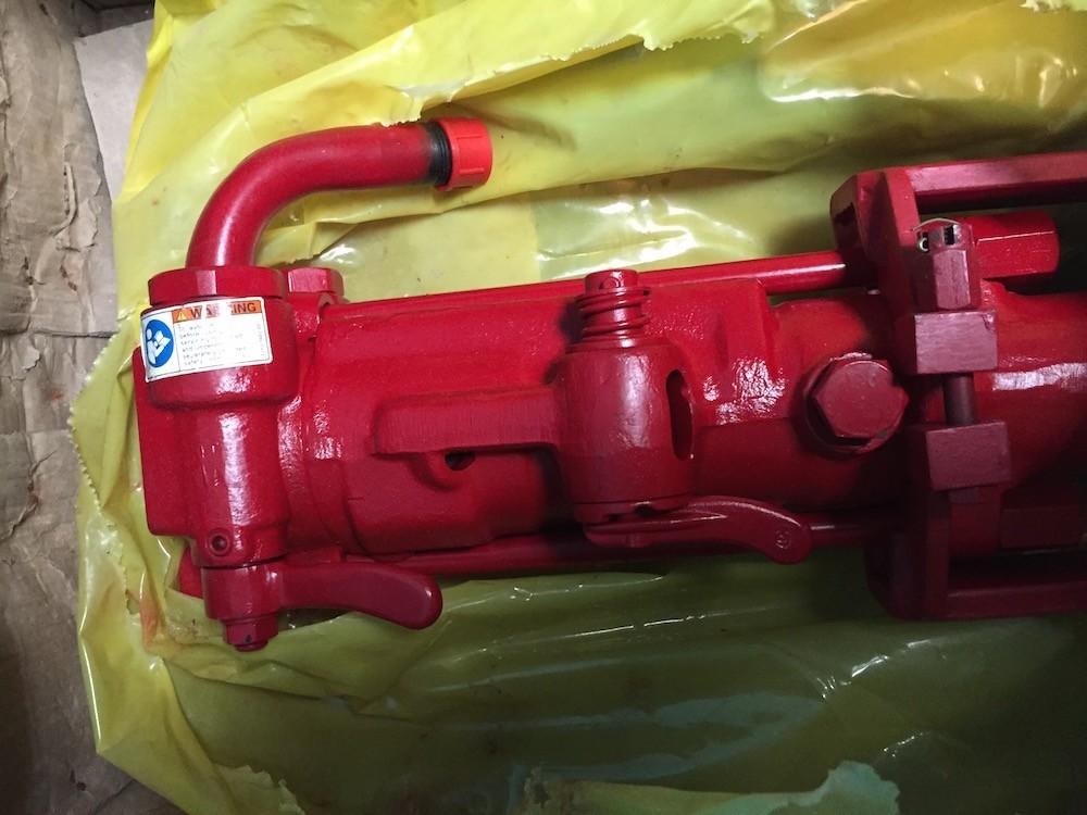 perforadora chicago pneumatic 2