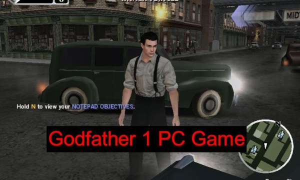 Godfather game