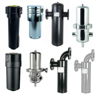 Inline Filtration Housings