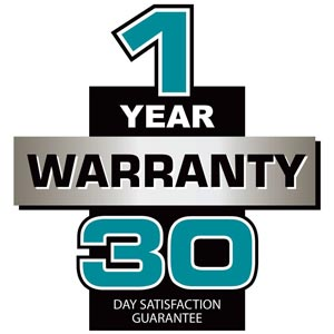1 year warranty for Makita MAC2400 Compressor
