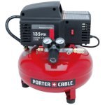 Review of PCFP02003 3.5-Gallon 135 PSI Pancake Compressor