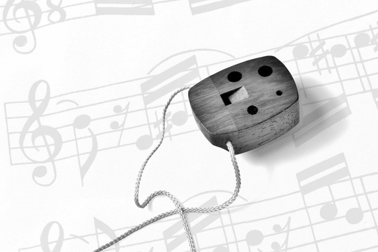 Just a little bit of music ...